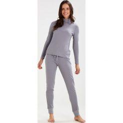 Piżamy damskie: LingaDore HAPPINESS Piżama dark grey