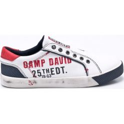 Trampki męskie: Camp David – Tenisówki