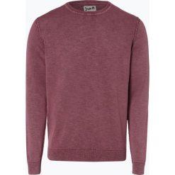 DENIM by Nils Sundström - Sweter męski, różowy. Czerwone swetry klasyczne męskie DENIM by Nils Sundström, l, z denimu. Za 129,95 zł.
