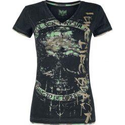 Black Premium by EMP Shades Of Truth Koszulka damska czarny. Czarne bluzki z odkrytymi ramionami marki Black Premium by EMP, xl, z poliesteru. Za 42,90 zł.