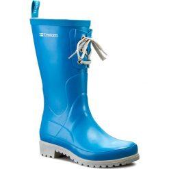Buty zimowe damskie: Kalosze TRETORN - Soho 47 256380 Blue
