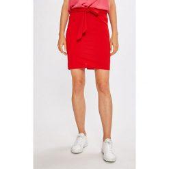 Haily's - Spódnica Layla. Szare minispódniczki Haily's, l, z elastanu, z podwyższonym stanem, ołówkowe. W wyprzedaży za 49,90 zł.