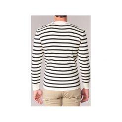 Swetry Armor Lux  GROIM. Białe swetry klasyczne męskie marki Armor lux, xs. Za 439,20 zł.