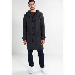 KIOMI Płaszcz wełniany /Płaszcz klasyczny dark grey. Szare płaszcze wełniane męskie marki KIOMI, l, klasyczne. W wyprzedaży za 381,75 zł.