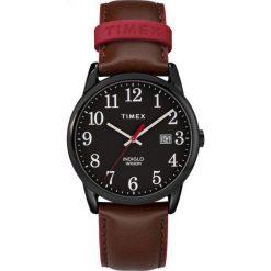 Biżuteria i zegarki męskie: Zegarek Timex Męski Easy Reader TW2R62300 Color Pop Indiglo