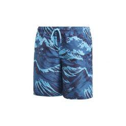 Szorty i Bermudy Dziecko adidas  Szorty do pływania Parley. Niebieskie spodenki chłopięce Adidas. Za 159,00 zł.