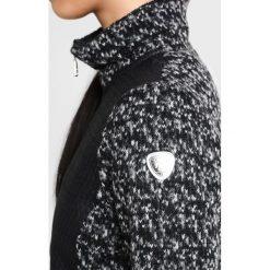 Luhta IINI Kardigan black. Czarne swetry klasyczne damskie marki Luhta, s, z materiału. W wyprzedaży za 335,20 zł.