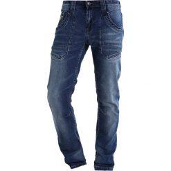 Cars Jeans BEDFORD Jeans Skinny Fit stone used. Niebieskie rurki męskie Cars Jeans. Za 249,00 zł.