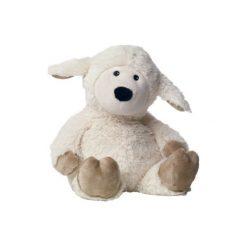 Przytulanki i maskotki: GREENLIFE Ciepła przytulanka Beddy Bear Deluxe Owieczka – kolor beżowy