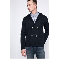 Trussardi Jeans - Kardigan. Szare kardigany męskie marki Trussardi Jeans, m, z dzianiny. W wyprzedaży za 749,90 zł.