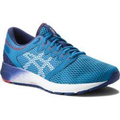 Buty ASICS - RoadHawk FF 2 1011A136 Race Blue/White 400. Niebieskie buty do biegania męskie Asics, z materiału. W wyprzedaży za 349,00 zł.