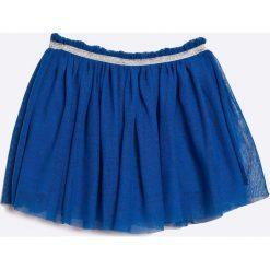 Pepe Jeans - Spódnica dziecięca 104-176 cm. Fioletowe minispódniczki marki OLAIAN, z elastanu, sportowe. W wyprzedaży za 79,90 zł.