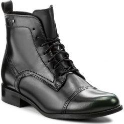 Botki LASOCKI - 70090-11 Zielony. Niebieskie buty zimowe damskie marki Lasocki, ze skóry. Za 249,99 zł.