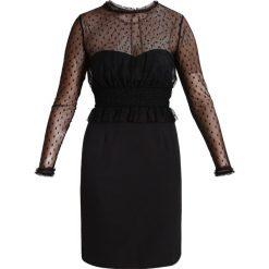 Sukienki hiszpanki: YAS VOYA  Sukienka letnia black