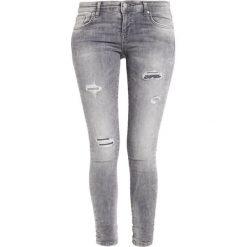 LTB MINA Jeansy Slim Fit silvermoon wash. Szare jeansy damskie marki LTB, z bawełny. W wyprzedaży za 223,20 zł.