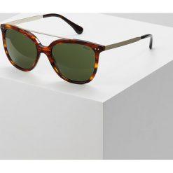 Polo Ralph Lauren Okulary przeciwsłoneczne havana. Brązowe okulary przeciwsłoneczne damskie aviatory Polo Ralph Lauren. Za 569,00 zł.