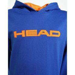 Head BYRON HOODY Bluza z kapturem royal blue/fluo orange. Niebieskie bluzy dziewczęce Head, z bawełny, z kapturem. Za 189,00 zł.