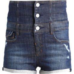 Bermudy damskie: Miss Sixty LACHIE  Szorty jeansowe blue denim