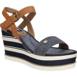 Sandały Wrangler Jeena Sunshine WL171661. Szare sandały damskie Wrangler. Za 208,99 zł.