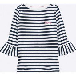 Bluzki dziewczęce bawełniane: Tommy Hilfiger - Bluzka dziecięca 128-176 cm