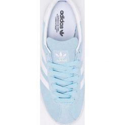 Adidas Originals - Buty Munchen. Brązowe buty sportowe damskie marki adidas Originals, z bawełny. W wyprzedaży za 239,90 zł.
