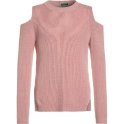 Swetry chłopięce: Benetton Sweter rose