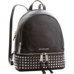 Plecaki damskie: Plecak MICHAEL MICHAEL KORS - Rhea Zip 30S5SEZB5L  Black