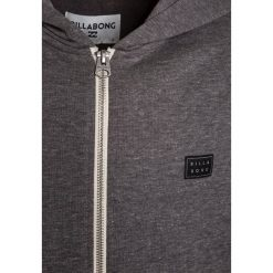 Billabong ALL DAY Bluza rozpinana dark grey heather. Szare bluzy chłopięce rozpinane Billabong, z bawełny. W wyprzedaży za 170,10 zł.