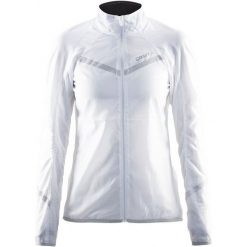 Kurtki sportowe damskie: Craft Cyklobunda Featherlight White Xs