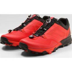 Adidas Performance TERREX Obuwie do biegania Szlak core black/hires red/core black. Czerwone buty do biegania męskie adidas Performance, z gumy. Za 549,00 zł.