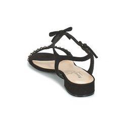 Sandały Metamorf'Ose  CAGETTE. Czarne sandały damskie marki Metamorf'Ose. Za 295,20 zł.