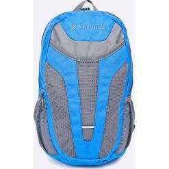 Columbia - Plecak. Niebieskie plecaki męskie Columbia, w paski, z poliesteru. W wyprzedaży za 139,90 zł.