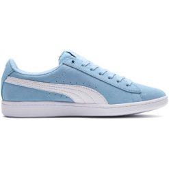Puma Buty Sportowe Vikky Cerulean White 37,5. Białe buty sportowe damskie marki Puma. Za 215,00 zł.