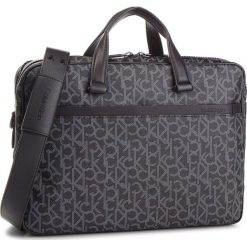 Torba na laptopa CALVIN KLEIN - Ck Mono Laptop Bag E K50K504080 005. Czarne torby na laptopa marki Calvin Klein, ze skóry ekologicznej. Za 799,00 zł.