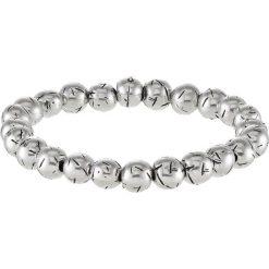 Bransoletki męskie: Double U Frenk OPPOSITE Bransoletka silvercoloured