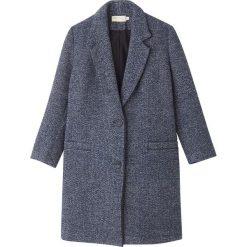 Płaszcze męskie: Męski płaszcz w odcieniach szarości