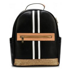 Bessie London Plecak Damski Czarny. Czarne plecaki damskie Bessie London, eleganckie. Za 212,00 zł.