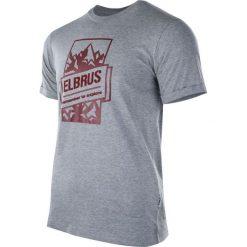 ELBRUS Koszulka męska Memento Grey Melange r. L. Szare t-shirty męskie marki ELBRUS, l. Za 49,99 zł.
