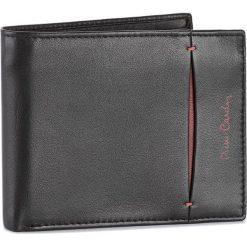 Duży Portfel Męski PIERRE CARDIN - TILAK07 8866 Nero Bordo. Czarne portfele męskie marki Pierre Cardin, ze skóry. Za 105,00 zł.