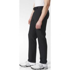 Chinosy męskie: adidas Golf ULTIMATE  Spodnie materiałowe black