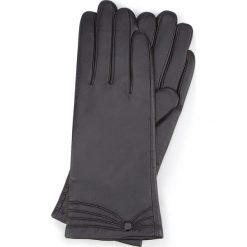 Rękawiczki damskie 44-6L-224-1. Szare rękawiczki damskie marki Wittchen. Za 99,00 zł.