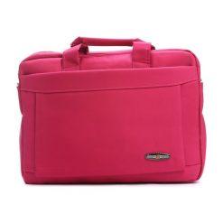 Fuksjowa Torba na Laptopa One In A Milion. Różowe torby na laptopa marki Born2be. Za 79,99 zł.