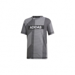 T-shirty z krótkim rękawem Dziecko  adidas  Koszulka Branded. Niebieskie t-shirty chłopięce z krótkim rękawem marki S.Oliver, z nadrukiem, z bawełny. Za 129,00 zł.