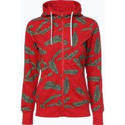 Marie Lund - Damska bluza nierozpinana, czerwony. Czerwone bluzy damskie Marie Lund, l. Za 229,95 zł.