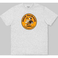 T-shirty męskie: S/S WIP Force T-Shirt Ash Heather
