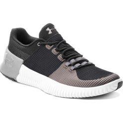 Buty UNDER ARMOUR - Ua Ultimate Speed 3000329-001 Blk. Czarne buty fitness męskie marki Under Armour, z materiału. W wyprzedaży za 259,00 zł.