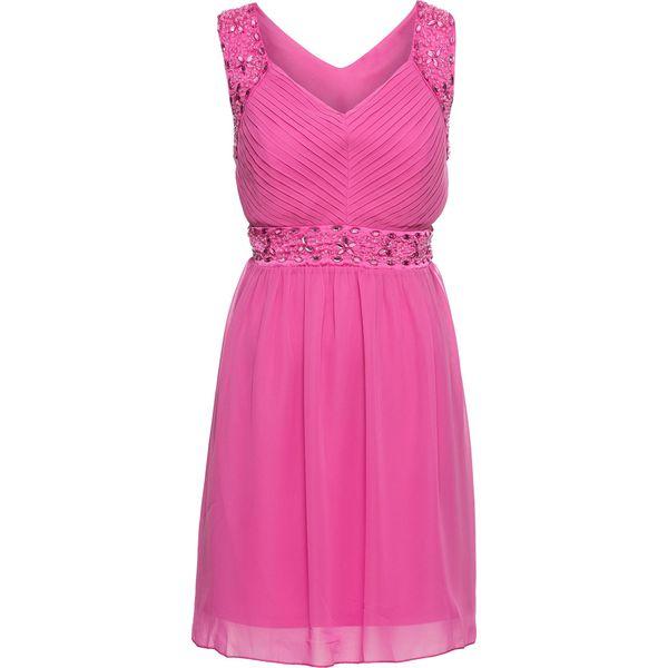 4eb99243d2 Różowe sukienki damskie bonprix - Zniżki do 70%! - Kolekcja wiosna 2019 -  myBaze.com