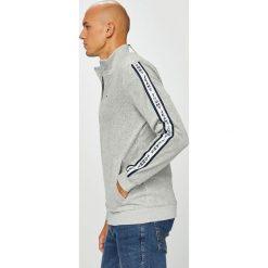 Tommy Jeans - Bluza. Szare bejsbolówki męskie Tommy Jeans, l, z bawełny, bez kaptura. Za 499,90 zł.