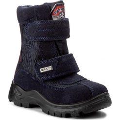 Buty zimowe chłopięce: Śniegowce NATURINO – Barents 0013001228.01.9101 Blue