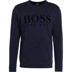 BOSS Orange WLAN Bluza dark blue. Niebieskie kardigany męskie BOSS Orange, l, z bawełny. Za 539,00 zł.